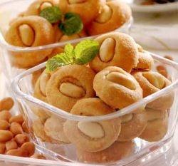 cookies kacang,kue kacang